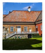 Gripsholm Keep Fleece Blanket