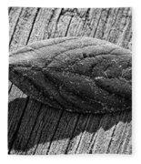Grounded Fleece Blanket