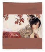 Grs Ultra Fleece Blanket