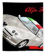 Gtv Alfa Fleece Blanket