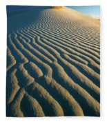 Guadalupe Dunes Fleece Blanket