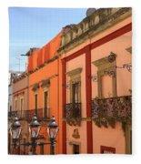 Guanajuato Fleece Blanket