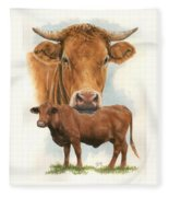 Guernsey Fleece Blanket