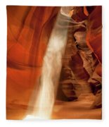 Guiding Light Fleece Blanket