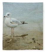 Gull Fleece Blanket
