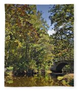 Gulpha Creek Fleece Blanket