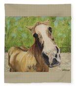 Gunther Fleece Blanket
