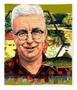 Gurney Godfrey Fleece Blanket