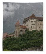Gutenberg Castle Fleece Blanket
