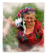 Gypsies, Tramps And Thieves Fleece Blanket