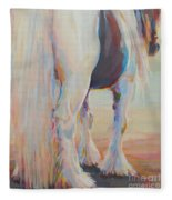 Gypsy Falls Fleece Blanket