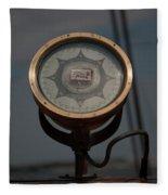 Gyro Compass Repeater Fleece Blanket