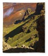 Haleakala National Park Fleece Blanket