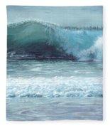 Half Moon Bay Fleece Blanket