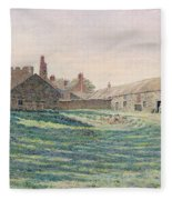 Halton Castle Fleece Blanket