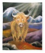 Hamish Fleece Blanket