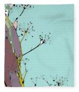 Hamptons Tiffany Fleece Blanket