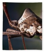 Handsome Bug Fleece Blanket