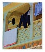 Hang Em High Fleece Blanket