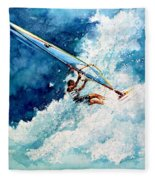 Hang Ten Fleece Blanket
