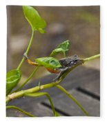 Hangin' Out Fleece Blanket