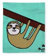 Hanging Out Fleece Blanket