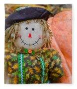 Happy Harvest Time Fleece Blanket