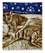 Happy Together Fleece Blanket