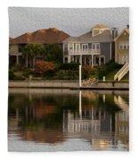 Harbor Homes Fleece Blanket