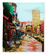 Hard Rock Cafe  Fleece Blanket