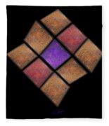 Harlequin  Fleece Blanket