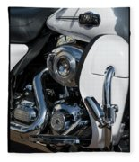 Harley Davidson 15 Fleece Blanket
