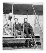 Harry B. Brown (1883-1954) Fleece Blanket