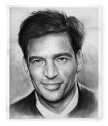 Harry Connick, Jr. Fleece Blanket