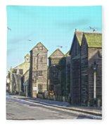 Hastings Net Lofts Fleece Blanket