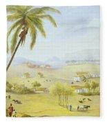 Haughton Court - Hanover Jamaica Fleece Blanket