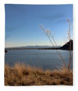 Hauser Lake Fleece Blanket