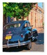 Havana Daydream Fleece Blanket