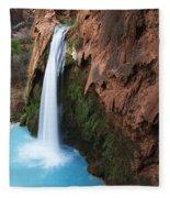 Havasu Falls Grand Canyon 1 Fleece Blanket