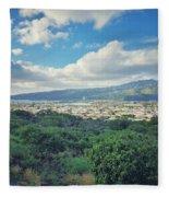 Hawaii Kai  Fleece Blanket