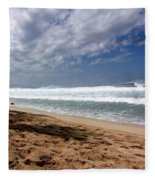 Hawaii Northshore Fleece Blanket