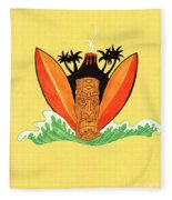 Hawiian Friday Fleece Blanket