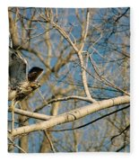Hawk Fleece Blanket