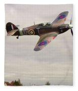 Hawker Hurricane -2 Fleece Blanket