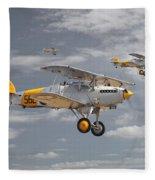 Hawker Nimrod Fleece Blanket