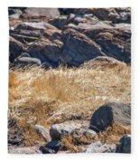 Hay Ocean Rocks Fleece Blanket