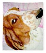 Hazel 2017 Fleece Blanket