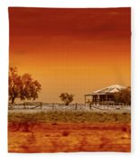 Hazy Days Fleece Blanket