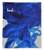 Heal Fleece Blanket