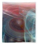 Heart Lines Fleece Blanket